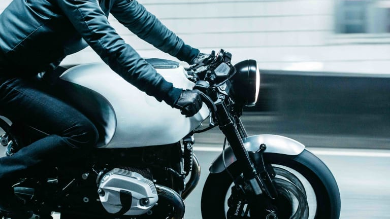 Deus unveils its BMW R nineT custom, The Heinrich Manuever