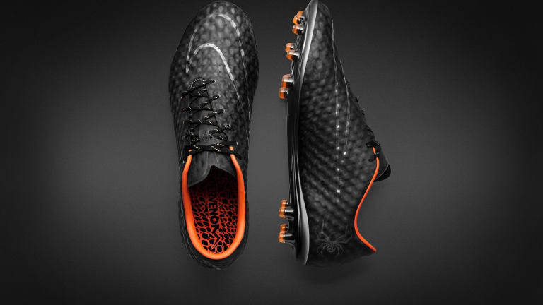 Nike launches their heat-activated Hypervenom Phantom Transform