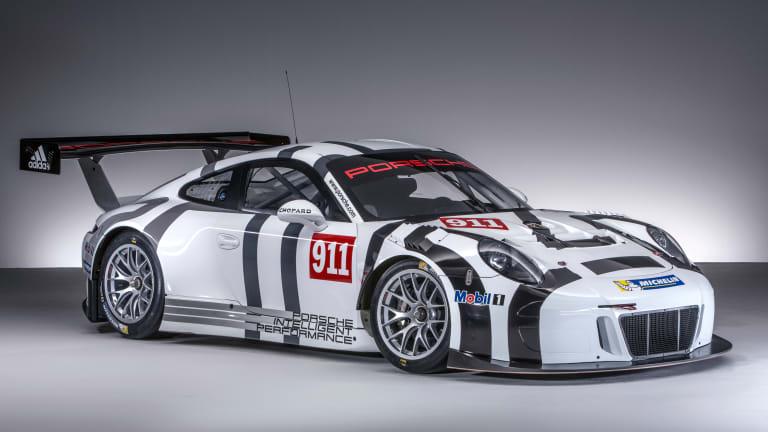 The Porsche 911 GT3 R