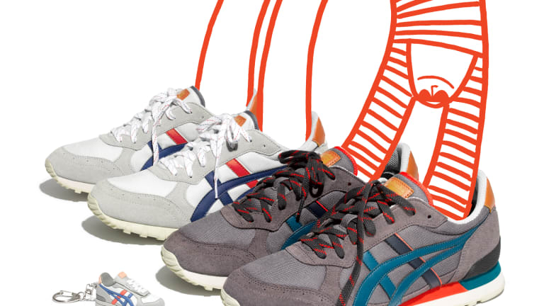 J.Crew celebrates 30 years of the Onitsuka Colorado Eighty-Five