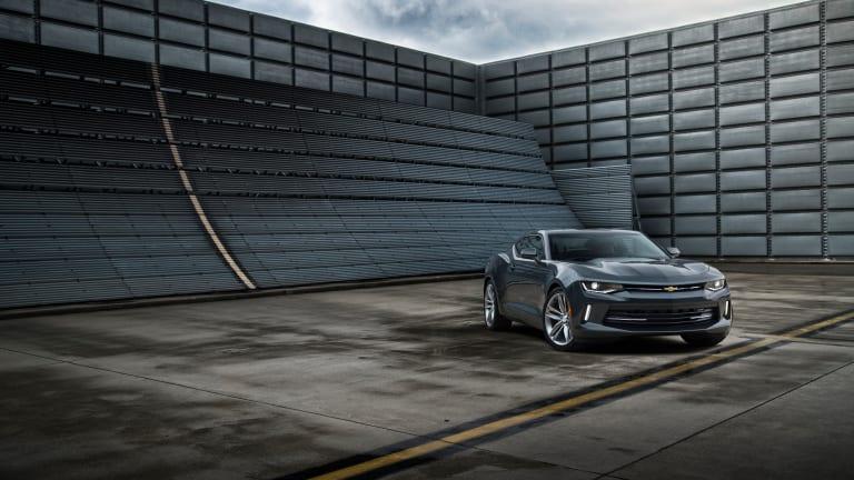 Chevrolet unveils the Sixth Generation Camaro