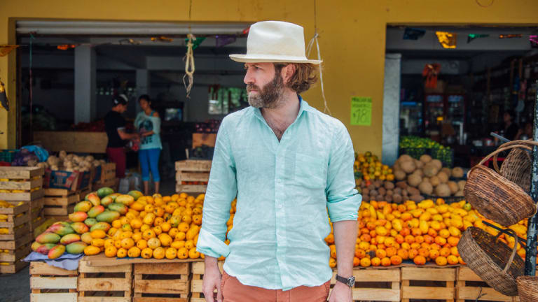 The Perfect Vacation Shirt? Meet Mister French