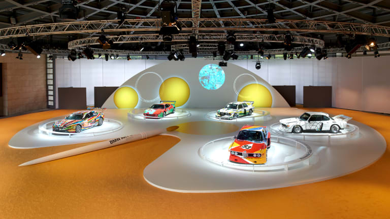 Forty Years of the BMW Art Car