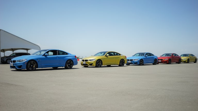 Pistons and Planes | We jet to the BMW Performance Driving School in Thermal, CA