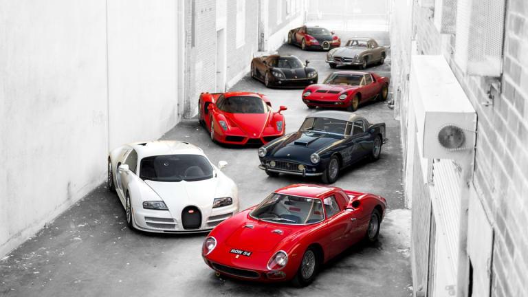RM Auctions announces the Pinnacle Portfolio