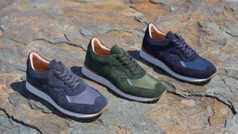 Greats releases its luxury runner, the Pronto