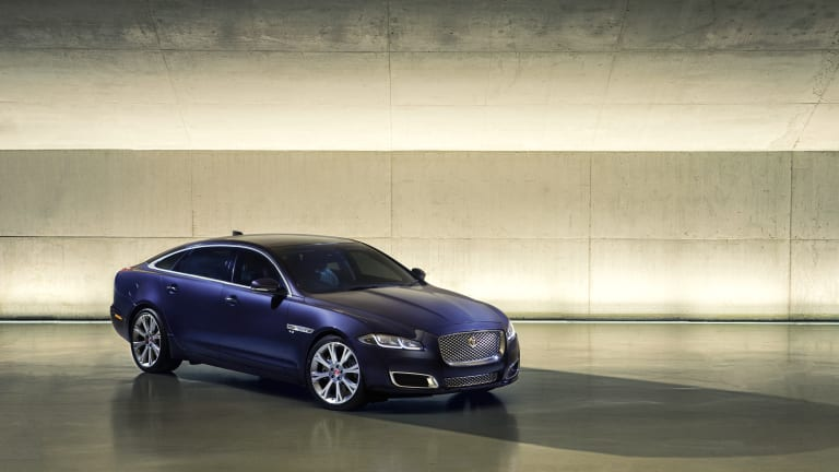 Jaguar teaches an old cat new tricks with the 2016 XJ