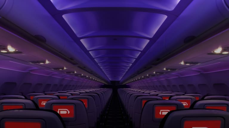 Virgin America brings surround sound entertainment to the skies