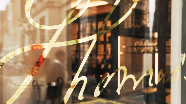 Now Open | Thomas's, Burberry's first Café
