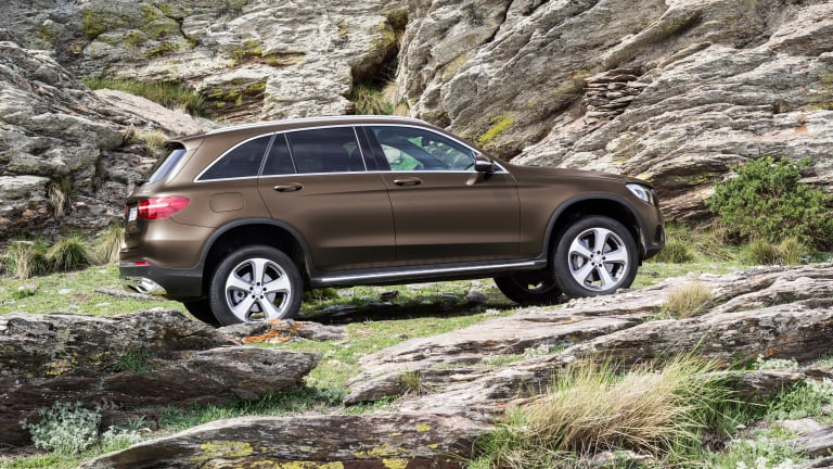 Mercedes announces the second generation of the GLC