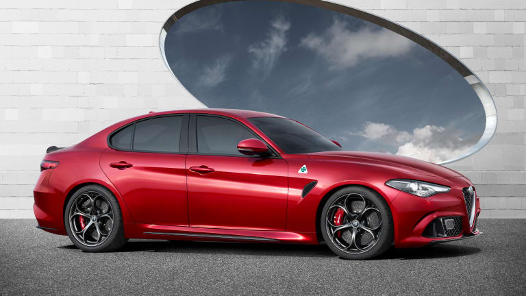 Alfa Romeo reveals its 3-Series fighting Giulia Sedan