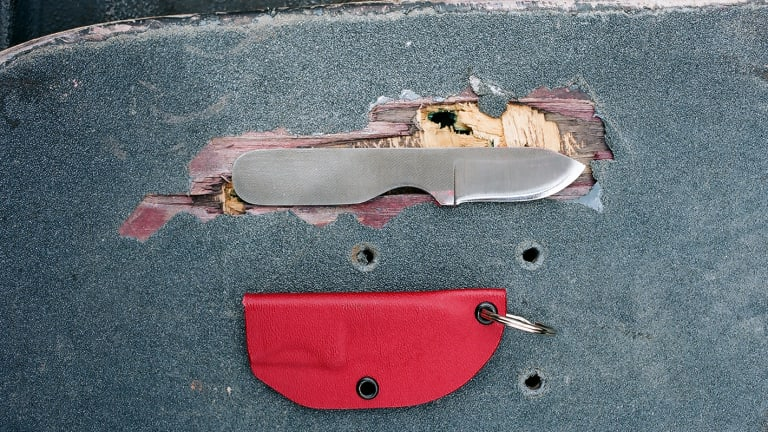 Civilware Gripper Knife