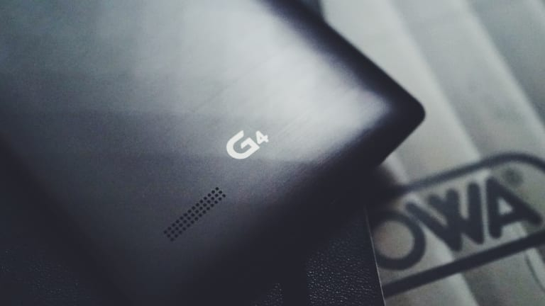 Hands-On with LG's new flagship smartphone, the LG G4