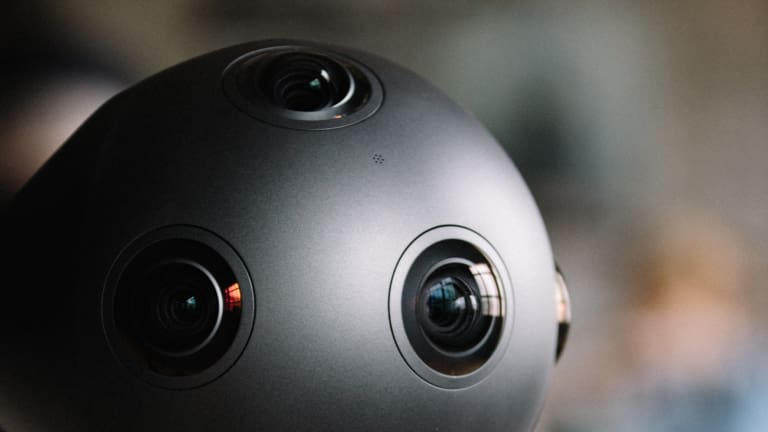 Nokia enters the virtual reality market with OZO