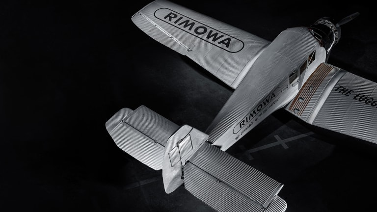 Rimowa takes flight with their all-new F13