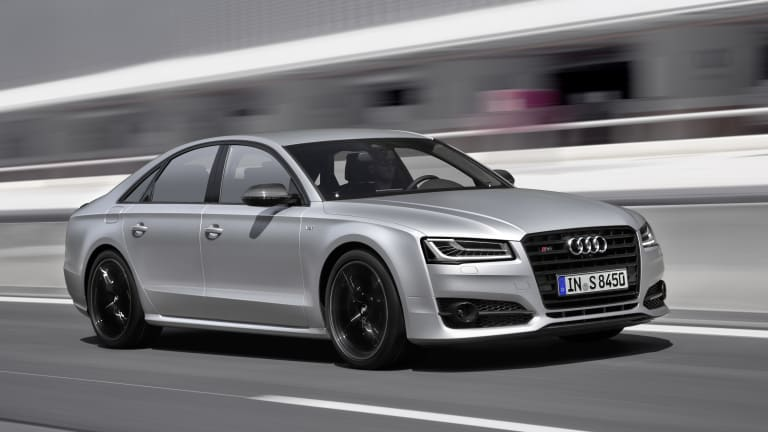 Audi's has AMG in its crosshairs with the new S8 Plus