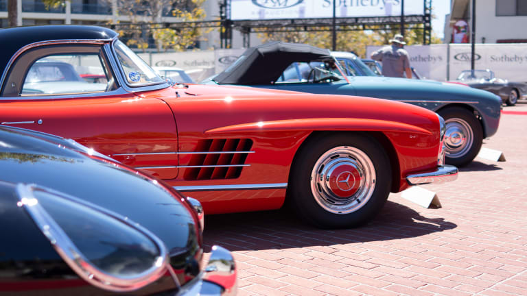 Our favorite highlights from this year's Monterey Car Week