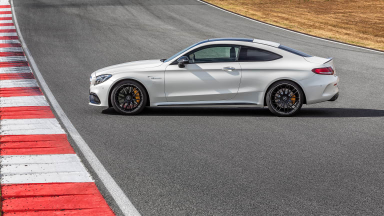 The 2017 C63 AMG Coupe