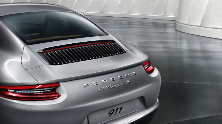 The 2017 Porsche 911