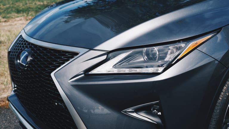 Leaner and Meaner, The 2016 Lexus RX