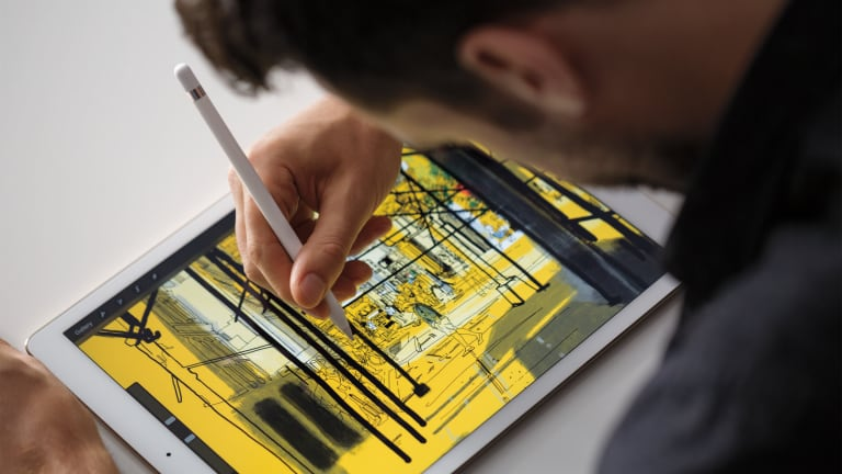 Apple announces a 12.9-inch iPad Pro