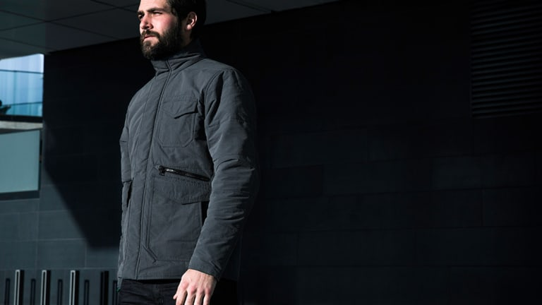 Aether keeps the cold at bay with their Fall/Winter '15 Collection