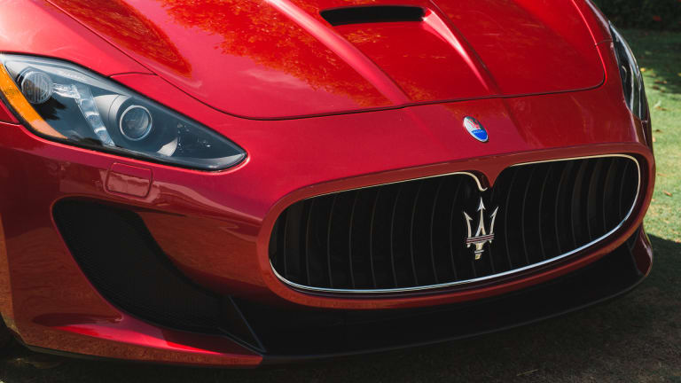 High-powered Horseplay with Maserati and La Martina