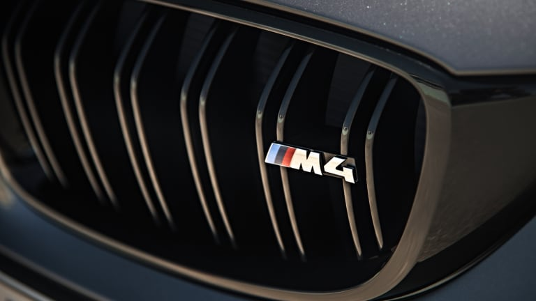 BMW celebrates 30 years of the M3 with the M4 GTS
