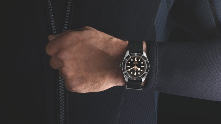 Tudor adds a much requested colorway to its Black Bay Collection