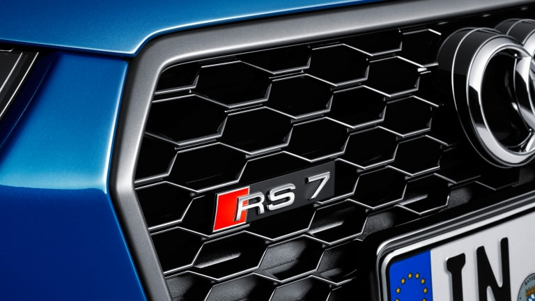 Audi's supercar-grade RS7 Sportback Performance