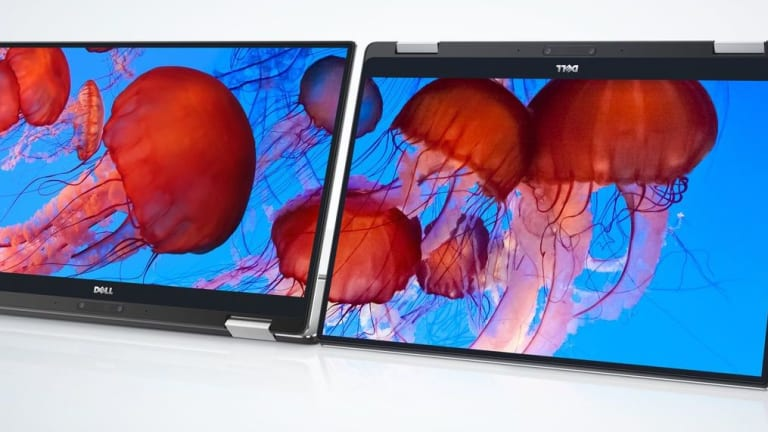 Dell turns its newest XPS 13 into a 2-in-1 hybrid