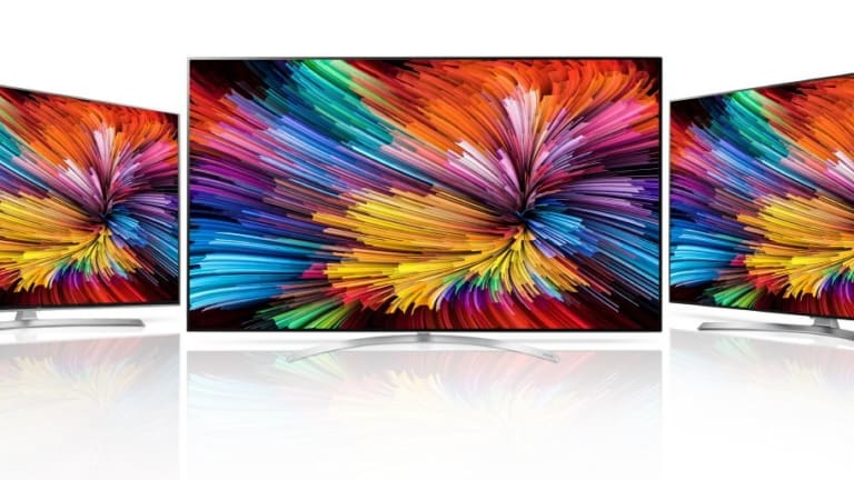 """LG puts """"Nano Cell"""" technology into their newest 4K TVs"""