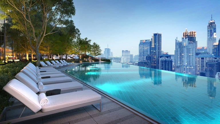 The Park Hyatt adds a luxurious new property to Bangkok's skyline