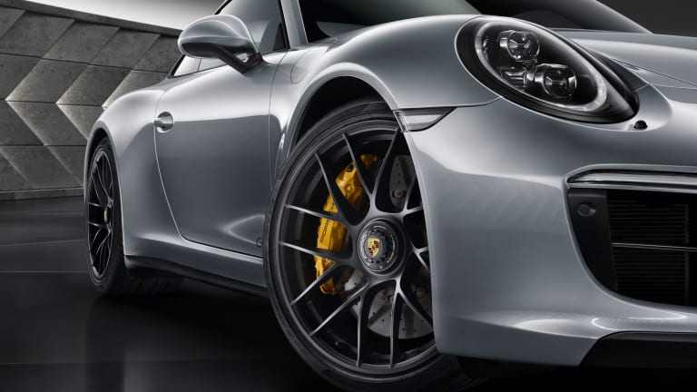 Porsche brings a new turbo and more power to the 2017 GTS line
