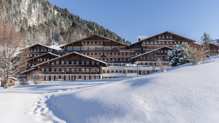 Huus Gstaad opens the doors to its new Alpine retreat