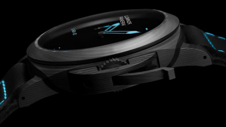 Panerai debuts a duo of high-tech Luminors