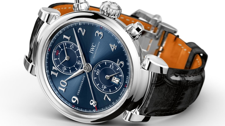 IWC launches an all-new Da Vinci Collection