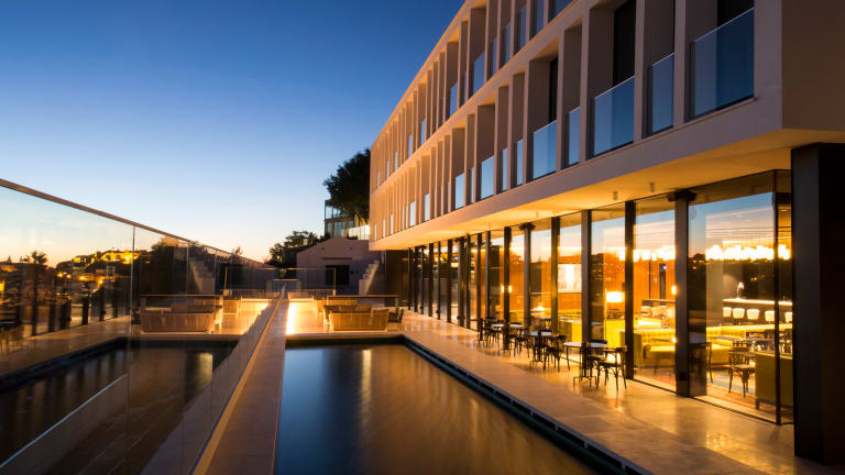 Memmo opens a luxuriously modern boutique hotel in Portugal's capital