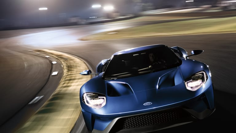 So just how fast is the new Ford GT?