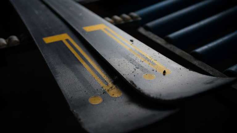 Pirelli Design launches a new high-performance ski
