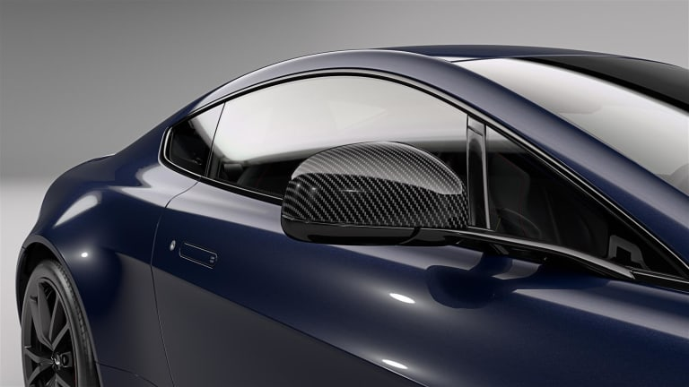 Aston Martin releases Red Bull Racing editions of the V8 and V12 Vantage