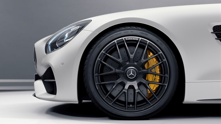 Mercedes-AMG releases an Edition 50 version of the GT C Roadster