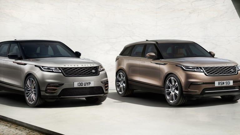 Land Rover fully reveals the 2018 Range Rover Velar