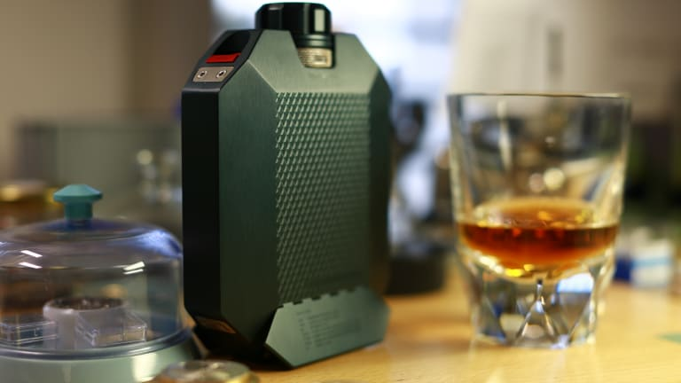 Urwerk and Macallan join forces to create the most complex flask you've ever seen
