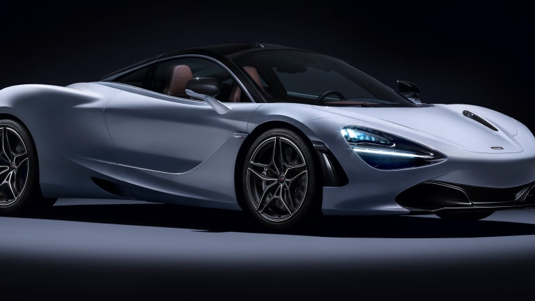 McLaren reveals its second-generation Super Series