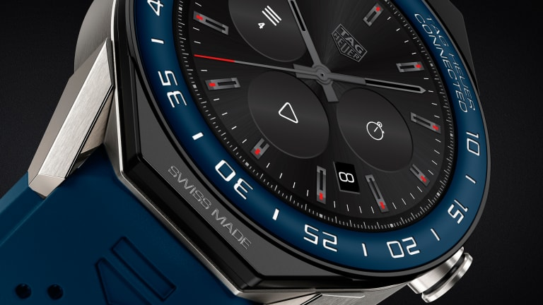 Tag Heuer's new Connected smartwatch goes modular and gets powered by Intel