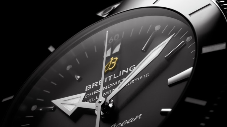 Breitling redesigns the Superocean Heritage with a little help from Tudor