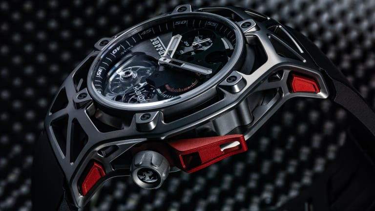 Hublot marks 70 years of Ferrari