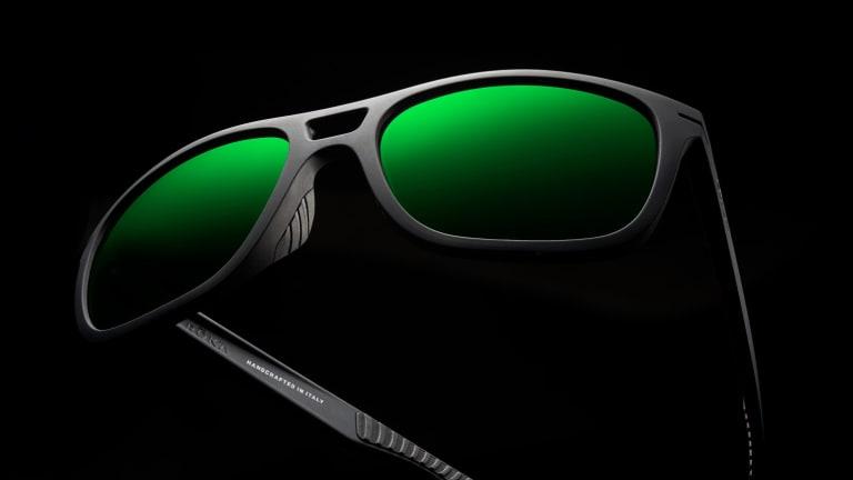 Roka brings Barberini's high-tech glass lenses to its performance eyewear line