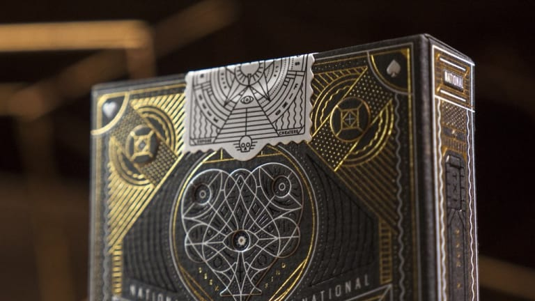 theory11's gets extra intricate with its new National Playing Cards